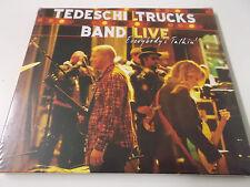 Tedeschi Trucks Band Live-Everybody 's Talkin' - 2cd Set - 2012-NUOVO!