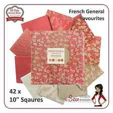 Moda French General Favourites Layer Cake Fabric Rouenneries vintage favorites