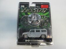Malibu International Lexani Hummer H2 1/64 White