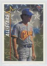 1995 Futera Australian Baseball Tony Harris #108