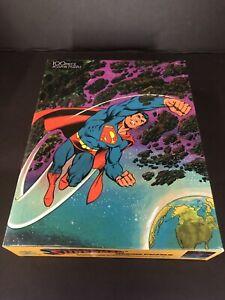 Vintage 1983 Superman Jigsaw Puzzle 100 pieces Sealed Nice!
