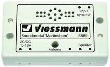 Viessmann Modulo sonoro motosega Martinshorn (w4l)