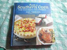 2012 HC From a Southern Oven Cookbook by Jean Anderson, Nice Gift Quality