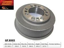 Brake Drum fits 1992-1998 Ford E-350 Econoline,E-350 Econoline Club Wagon  BEST
