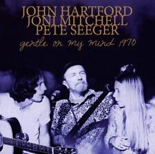 John Hartford, Joni Mitchell, Pete Seeger ‎– Gentle On My Mind 1970 (CD)  NEW