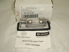 Genuine Smart Fortwo (451) Rear Number Plate Bulb & Lens A4518200256 NEW