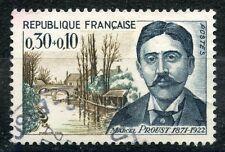 STAMP / TIMBRE FRANCE OBLITERE N° 1472 CELEBRITE MARCEL PROUST