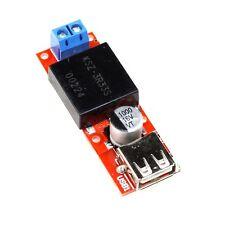5V 3A DC/DC-Wandler mit USB-Port, 7-24V Eingangsspannung, KIS3R33S Step-Down