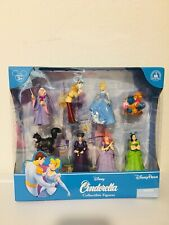 Disney Parks Cinderella Collectible Figures