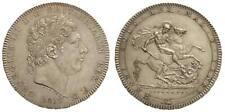 Great Britain. George III. Crown, 1819  LIX. UNC luster ; S.3787;ESC-215;Dav-103
