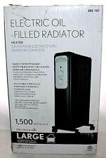 Home Depot Intertek Indoor Oil-Filled Radiator Room Space Convection Heater