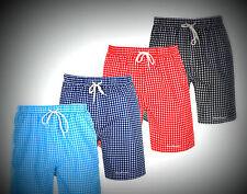New Pierre Cardin Check  XL Swim Shorts Mens Swimming Mesh   ~3XL 4XL 5XL 6XL