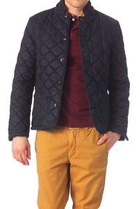 Tommy Hilfiger Denim Quilted  Regular Fit Jacob Jacket / Coat - Navy / UK L