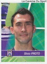 007 SILVIO PROTO BELGIQUE RSC.ANDERLECHT STICKER FOOTBALL 2012 PANINI