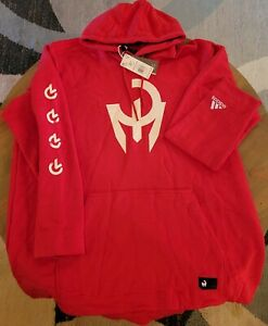 Adidas Patrick Mahomes Red Hoodie HF4611 Limited Size 3XLT