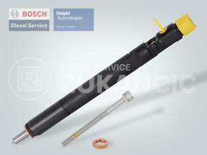 Injektor Mercedes W211 W204 C E 200 220CDI A6460700987 EJBR04201D DELPHI