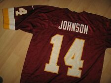 Brad Johnson Jersey - Vintage Washington Redskins Nike NFL Football Shirt XLarge