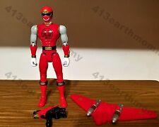 "Power Rangers Ninja Storm Ninja Flash ""Red Wind Ranger"" #2"