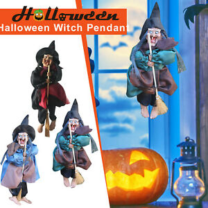 Halloween Haunted House Bar Garden Cloth Witch Hanging Ghost Ornaments