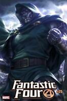 Marvel Comics Fantastic Four #25 Artgerm Variant NM 10/21/2020