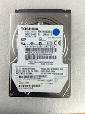 Hard Disk Drive HDD spares parts FAULTY TOSHIBA 160GB MK1652GSX HDD2H03 UK01 S