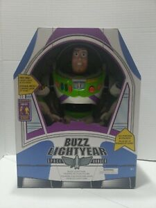 Disney Talking Buzz Lightyear Action Figure 12