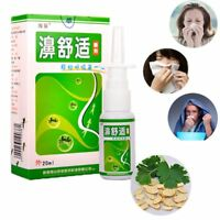 1 Piece Nasal Spray Rhinitis Sinusitis Nasal Congestion Nose Itch Spray-Nose