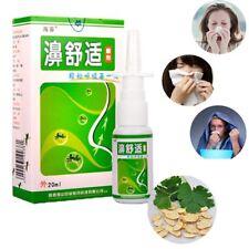 New 1 Piece Nasal Spray Rhinitis Sinusitis Nasal Congestion Nose Itch Spray Nose