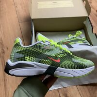Nike Men's Ghoswift Trainers Size UK 8 EUR 42.5 Volt CV3416 700 NEW
