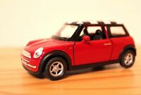 MINI COOPER - VOITURE MINIATURE - WELLY NEX MODELS - 100% NEUF