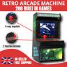 Desktop Retro Mini Arcade Machine 200 Built in Games Puzzles Great Family Gift