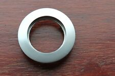 Sunlite MR16 GU10 QUALITY DIE CAST Satin Silver Chrome BEZEL ONLY 65mm cut 78D