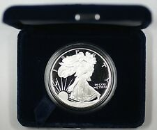 1994-P Proof American Silver Eagle $1 Coin Ase 1 Troy Oz .999 Fine as Issued