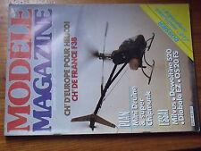 $$w Revue modele magazine N°422 treuil auto  accu de secours  Milvus  Diabolo EZ