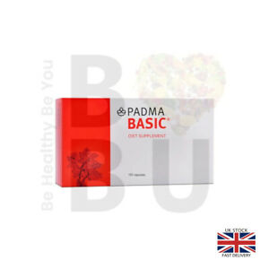 PADMA BASIC, 100 Capsules, Supports Healthy Immune Function
