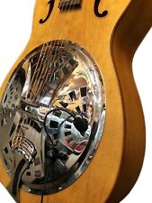 More details for the feather dobro square neck resonator guitar pickup with flwxible micro-goo...
