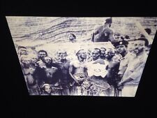 Bushongo Zaire-King Mbopey Mabiintsh -African Tribal Art Vintage 35mm Slide