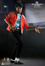 1/6 HOT TOYS MIS10 MICHAEL JACKSON (BEAT IT VERSION) ACTION FIGURE