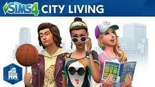 The Sims 4 City Living PC and Mac [Origin CD key]  No Disc/Box - in stock