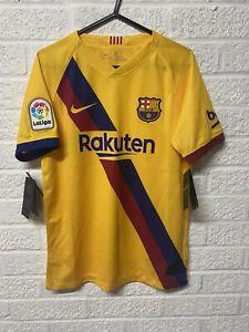 Genuine 19/20 Barcelona Away Shirt (BNWT)
