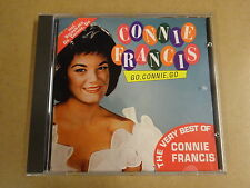 CD / THE VERY BEST OF CONNIE FRANCIS - GO, CONNIE, GO