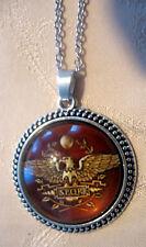 Halskette SPQR Legion Legionär Rom Römisches Reich Necklace