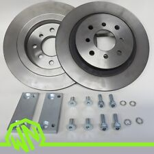 Ferodo BMW 630 I E63 Series 3.0I 04 Front Brake Discs /& Pads Fit Teves System