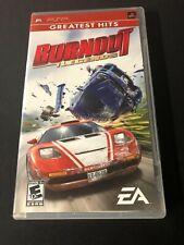 Burnout Legends (Sony PSP, 2005) Complete