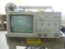 Tektronix: TDS 340 Two Channel Digital Real-Time Oscilloscope.  Cal Due: 10/19<