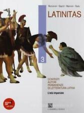 Latinatis vol.3 C.Signorelli scuola, Roncoroni/Gazich, cod:9788843413096