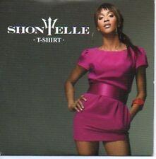 (715H) Shon Elle, T-Shirt - DJ CD