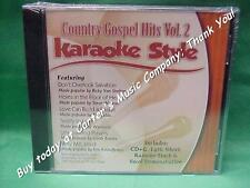 Country Gospel #2 Christian Daywind Karaoke Style~ Love Can Build a Bridge ~CD+G