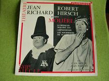 LP RICHARD & HIRSCH jouent MOLIERE-mus MARIN MARAIS-ADES 13031