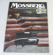 MOSSBERG FIREARMS 1994 GUN CATALOG